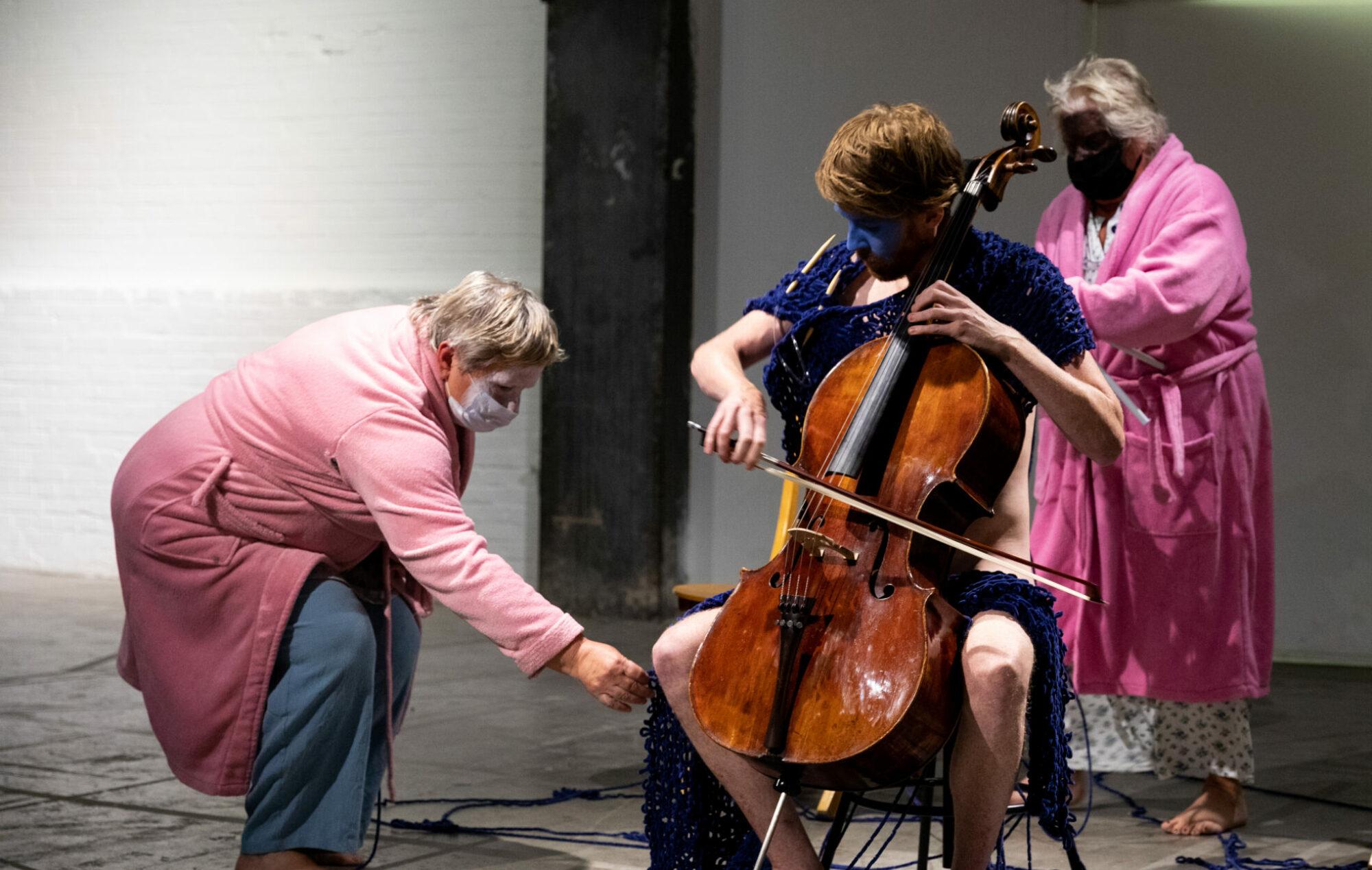 Jan Willem Troost - Cellist